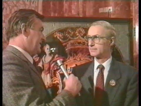 Reggeli Magazin – Pécs – Grác: testvérvárosi kapcsolatfelvétel és szerződés (1989.12.09.) VTV Pécs