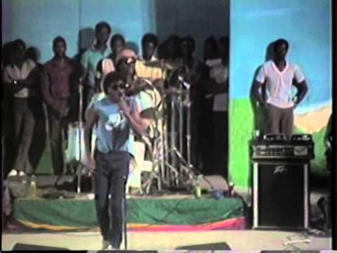 1985 Musical Youths in Concert - Carnival Village - St  kItts