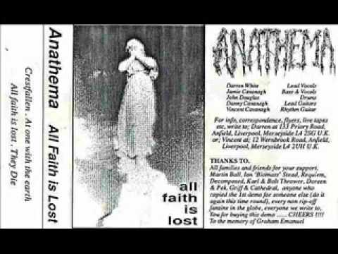 Anathema - At One With The Earth