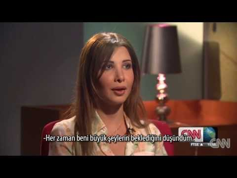 Nancy Ajram CNN Interview HD (Turkish Subtitles)