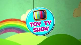 Toy Tv Show for Funny Kids | Toys Un boxing | 3D Rhymes