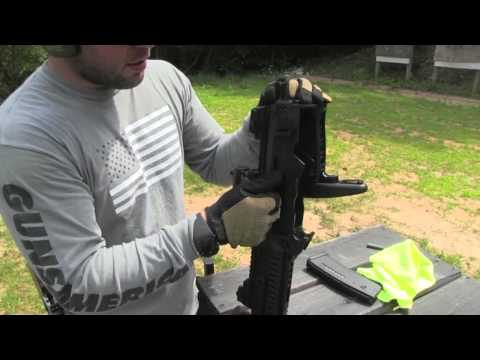Beretta ARX 100 First Look