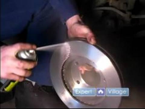 How to Inspect and Replace Car Brake Rotors : How to Clean & Install New Brake Rotors on Your Car