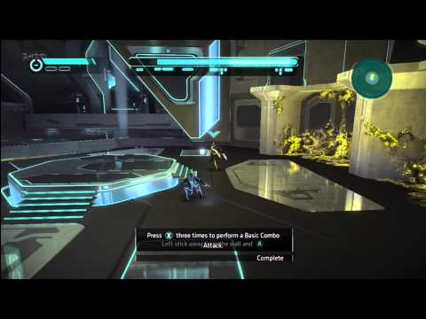 Let's play Tron Evolution (Xbox 360) Part 1/12