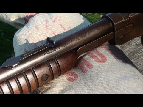 Winchester Model 62 - Age Before Beauty