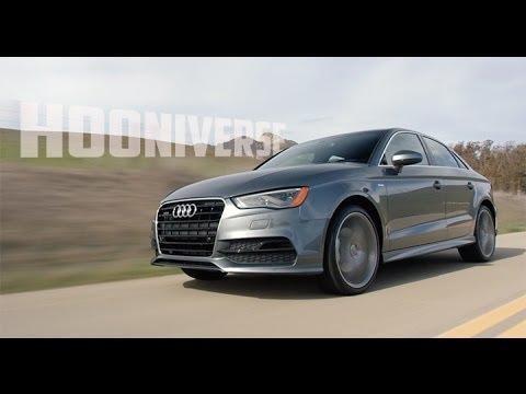 First Drive - 2015 Audi A3 Sedan