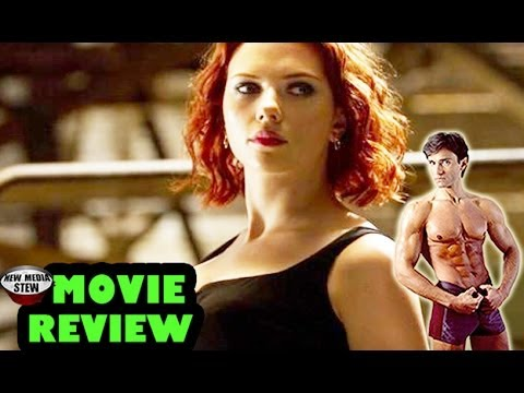 THE AVENGERS - Robert Downey Jr., Chris Hemsworth - New Media Stew Movie Review