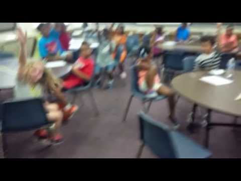 Highlights from Summer Camp at Grace Brethren Christian School