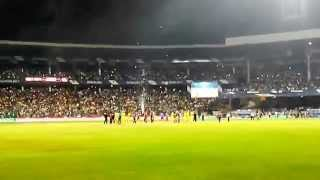CSK VS KKR CLT20 final match ending