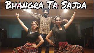Bhangra Ta Sajda Veere Di Wedding Bhangra Kareena Kapoor Sonam Kapoor Bolly Garage Bhangre Di Ronak