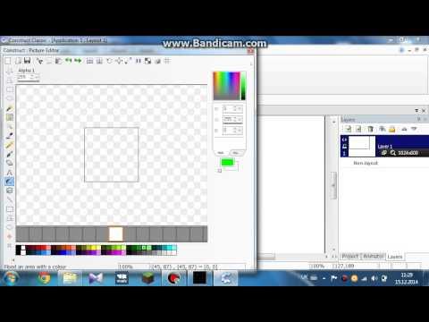 Как сделать анимацию в construct