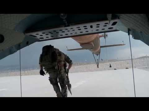 Afghan Air Force Mi-17 and Mi-35 Helicopters in Action