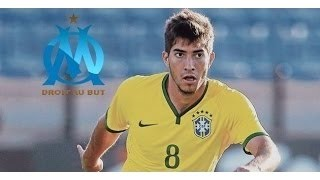 Lucas Silva | Welcome to Marseille | 2016