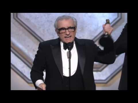 Martin Scorsese Wins Best Directing: 2007 Oscars