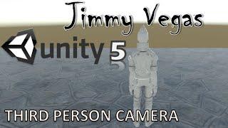 Mini Unity Tutorial - Third Person Camera - Beginner Tutorial