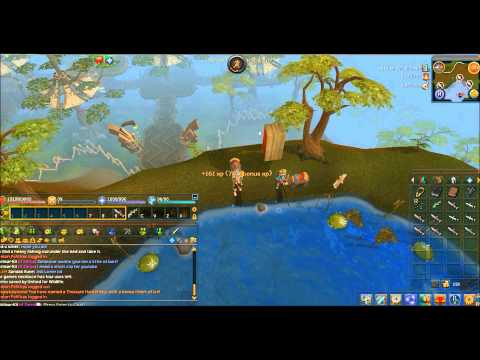 Runescape 1-99 Fishing Guide 2014
