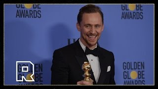 About Tom Hiddleston | Golden Globes After-Party | The Ringer