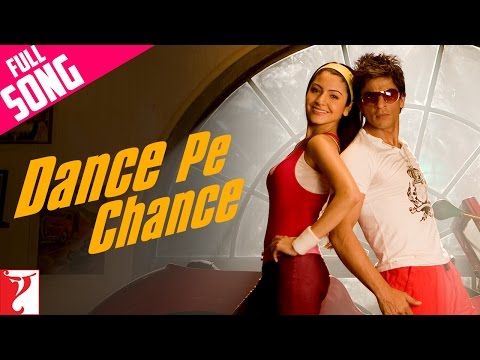 Dance Pe Chance - Full Song |  Rab Ne Bana Di Jodi | Shah Rukh Khan | Anushka Sharma