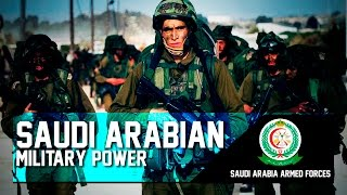 Saudi Arabian Military Power │2015│