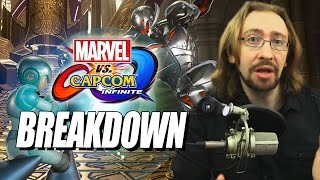BREAKDOWN & IMPRESSIONS: Marvel Vs. Capcom Infinite Update (April 2017)