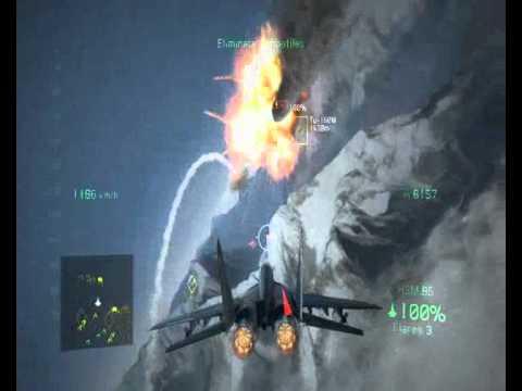 H.A.W.X. 2 - Segundo Gameplay comentado , aviões caça , explosões e muitos combates aéreos!