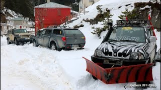 OFF ROAD !!!  Dacia Duster - Suzuki Jimny -Mitsubishi - Nissan - Ford - Land Cruiser - BMW X5