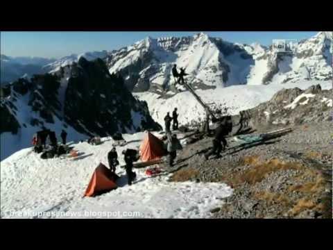 Backstage – K2 La montagna degli italiani – 18 e 19 Marzo