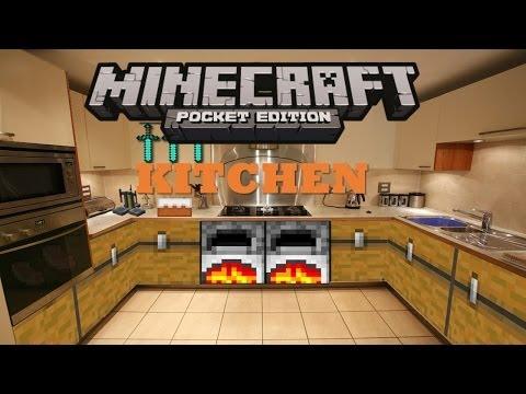 Minecraft Xbox 360  Simple Kitchen Designs  ModernVDO.com