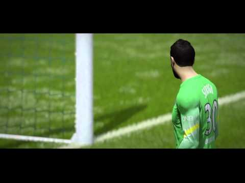 FIFA 15 - PSG vs Real Madrid - Match intégral