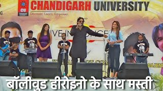 Gajender Phogat in CU with Bolywood Actress 2015