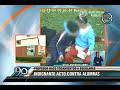 Cámara de seguridad captó a profesor haciendo tocamientos indebidos a alumnas