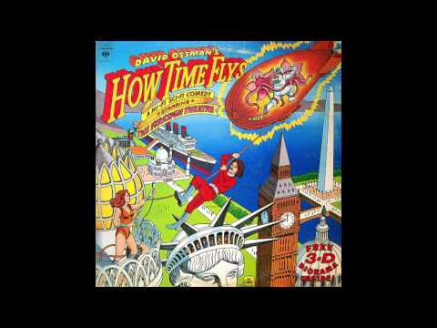 David Ossman (Firesign Theater) - How Time Flys (1973) (Complete Album)