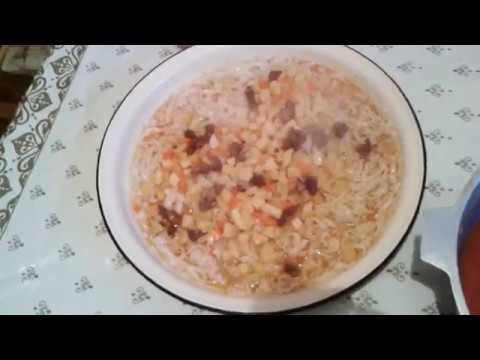 казахское блюдо нансалма