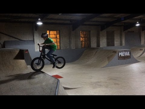 Lil Pros UK BMX Tour Pregaming with Troy Hayward, George Batty, and Max Carley at Prevail Skatehouse