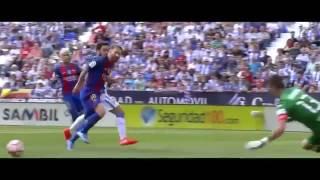 Leganes vs barcelona 1-5