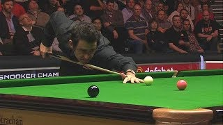 Snooker Archive: Ronnie's 2014 Masters magic