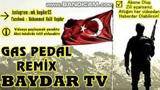 Baydar TV - Gas Pedal [Remix]