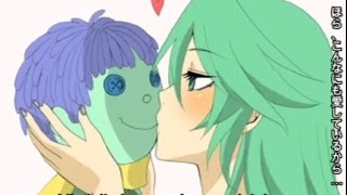 Watch Hatsune Miku Rotten Girl Grotesque Romance video