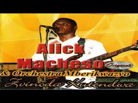 ALICK MACHESO-ZVINODA KUTENDWA 2010 (OFFICIAL ALBUM SAMPLES)