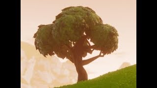 The Tree of Life (Fortnite Treeplay)