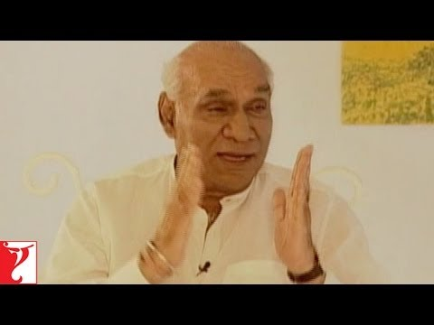 Yash Chopra In Conversation With Uday Chopra - Part 3 - Dilwale Dulhania Le Jayenge