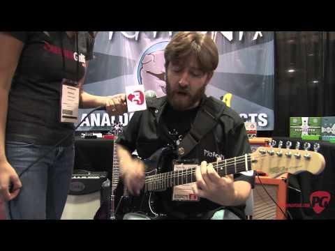 Summer NAMM '12 - Pigtronix Philosopher's Rock Demo