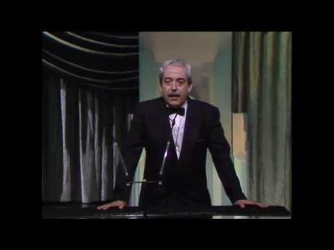 Discurso de Antonio Giménez Rico en los Premios Goya 1990
