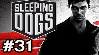 Sleeping Dogs Walkthrough w/Nova Ep.31: SNEAKY SNEAKY JAIL TIME