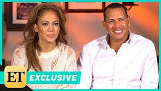 Download Lagu Jennifer Lopez and Alex Rodriguez Prove They're the Perfect Team in Adorable Interview (Exclusive) Gratis STAFABAND