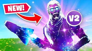 The *NEW* GALAXY Skin Upgrade!