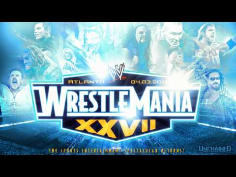 WWE WrestleMania 27 Official Theme SongWritten in the stars...