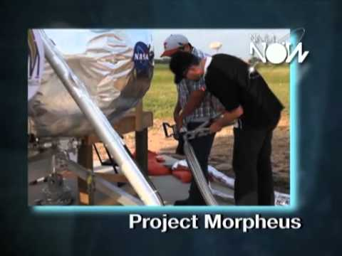NASA Now Minute: Forces and Motion: Project Morpheus