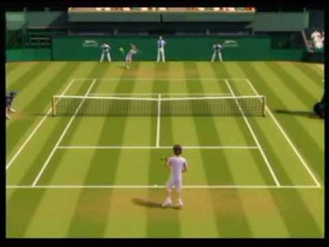 Grand Slam Tennis- Roger Federer vs. Stefan Edberg, part 3