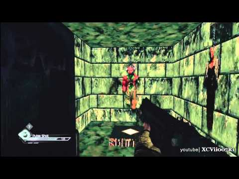 RAGE - SECRET DOOM LEVEL (EASTER EGG)